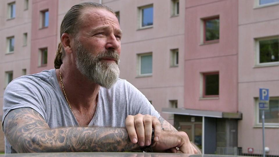 Patrik Sjöbergs mørke hemmelighet