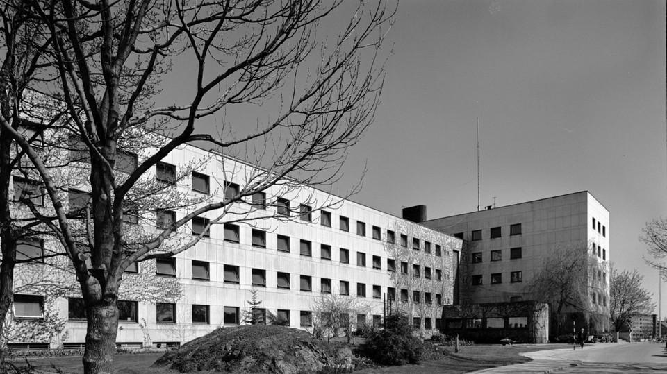 NRK for 50 år siden