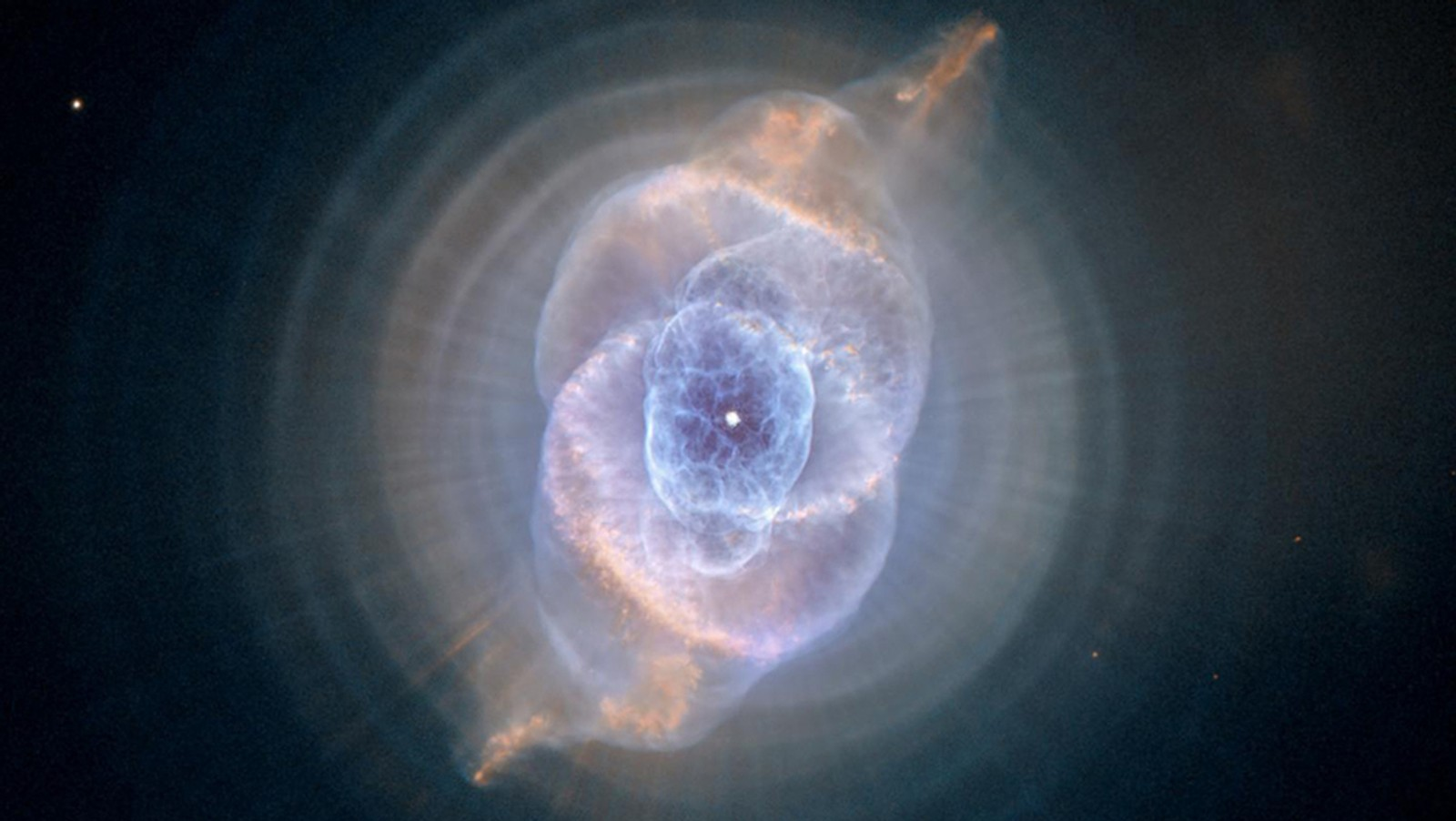 Cat's Eye Nebula.