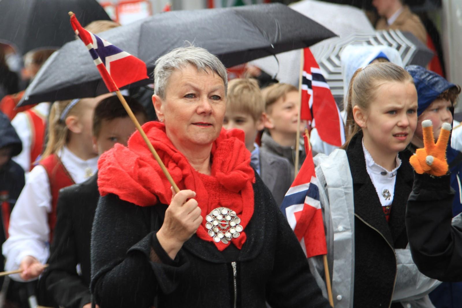 17. mai i Florø.