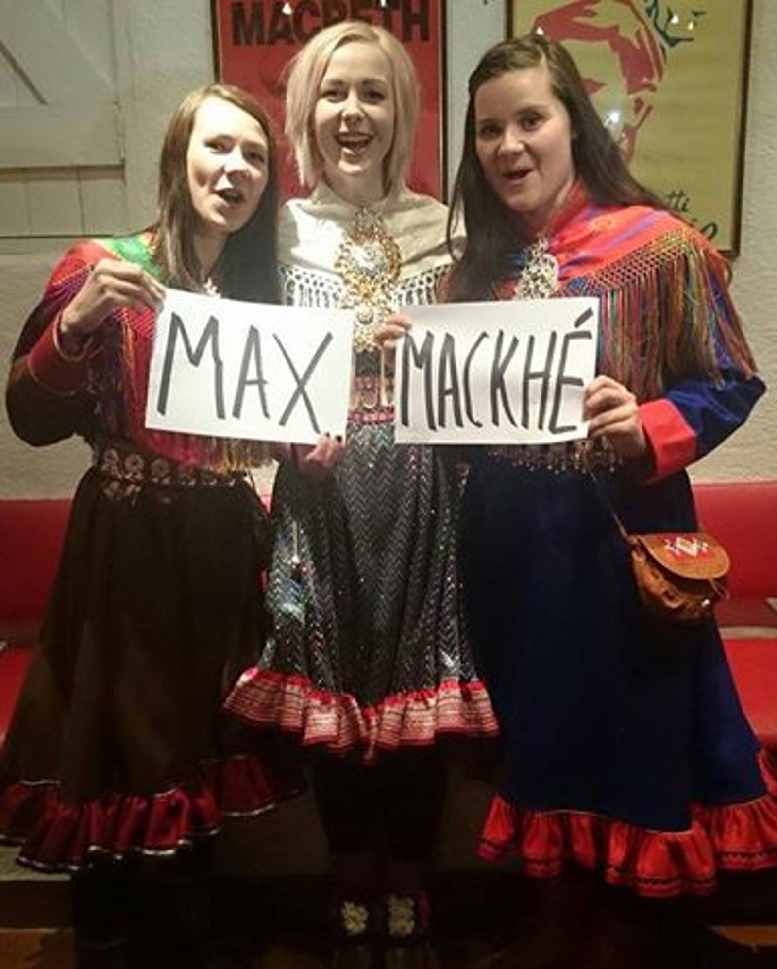 MAX MACKHÉ.
