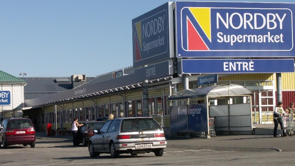 nordby supermarket strömstad sweden