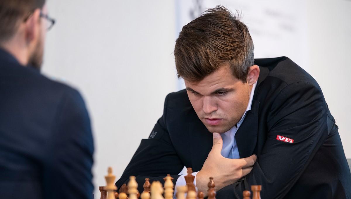 Sjakk norway chess 2020