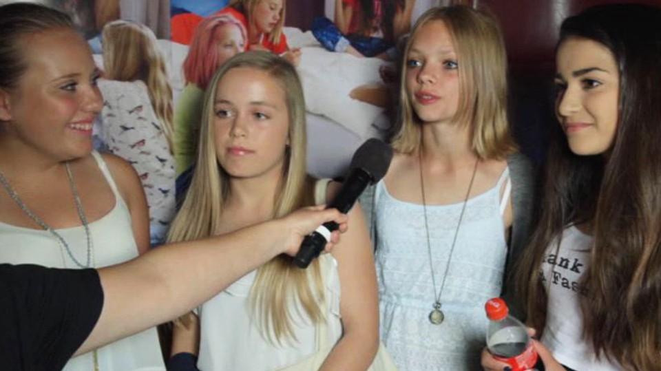 NRK Super TV - Jenter-maraton: Se alt fra kinosalen - 18:18