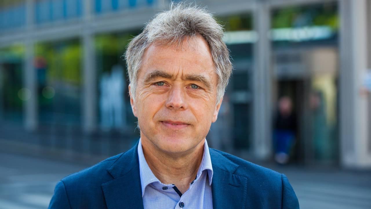 Helge Eide, direktør for samfunn i KS