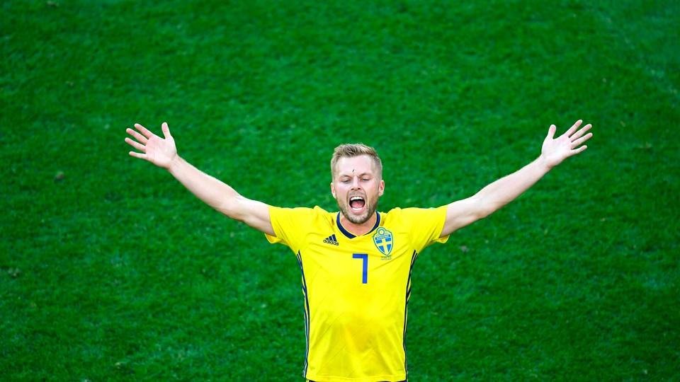 Fotball - VM: Høydepunkter Mexico - Sverige, Sør-Korea - Tyskland, Serbia - Brasil og Sveits - Costa Rica