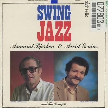 LPen Swing Jazz fra 1983