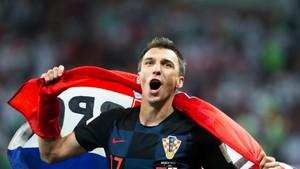 Fotball - VM: Høydepunkter semifinale Kroatia - England