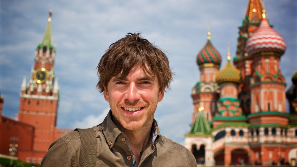 I Russland med Simon Reeve