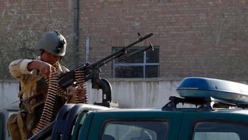 Sikkerhetsstyrke i Afghanistan