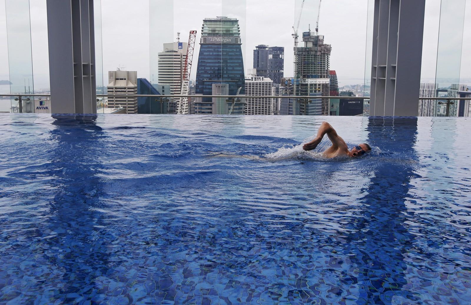 Et treningssenter med en prislapp på over 50 millioner kroner er ikke for hvermansen. Den britiske treningskjeden Fitness First henvender seg først og fremst til Singapores rikeste. Medlemsskap tilbys til 999 utvalgte personer per invitasjon.