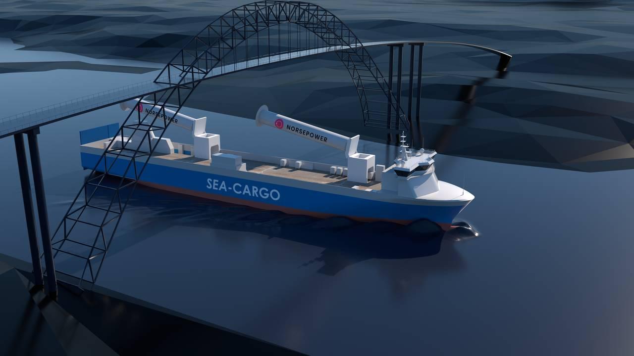 Rotorseil Sea Cargo