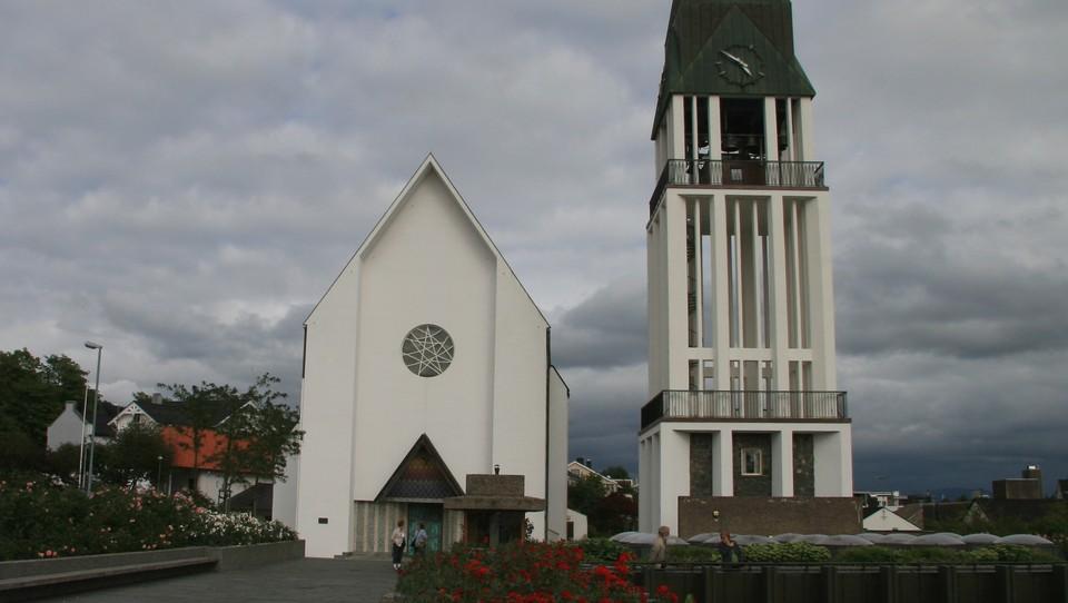 Gudstjeneste fra Molde domkirke
