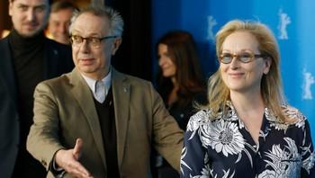 Dieter Kosslick og Meryl Streep