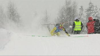Øystein Pettersen måtte aller helst vinne sprinten under NM for å kunne kapre en OL-plass. Da gjelder det å holde seg på beina.
