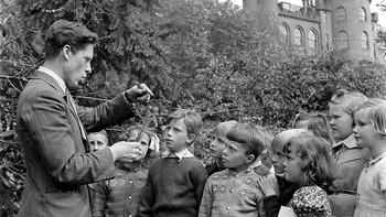 Da norske barn var flyktninger