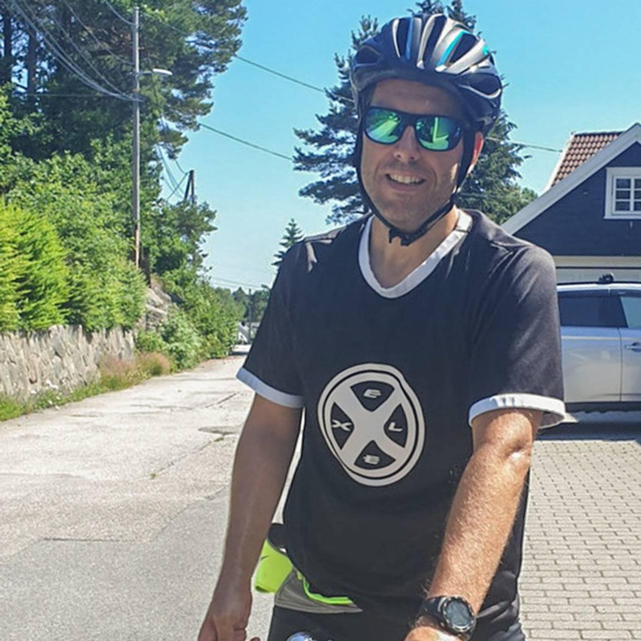 Tommy Strømme trener