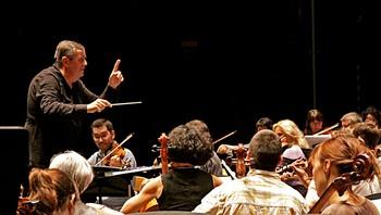 Jean-Marc Cochereau med Orléans symfoniorkester