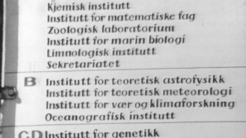 Universitetet i Oslo - Odontologisk Fakultet