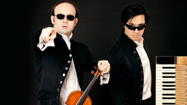 Klassisk musikk på uklassisk vis