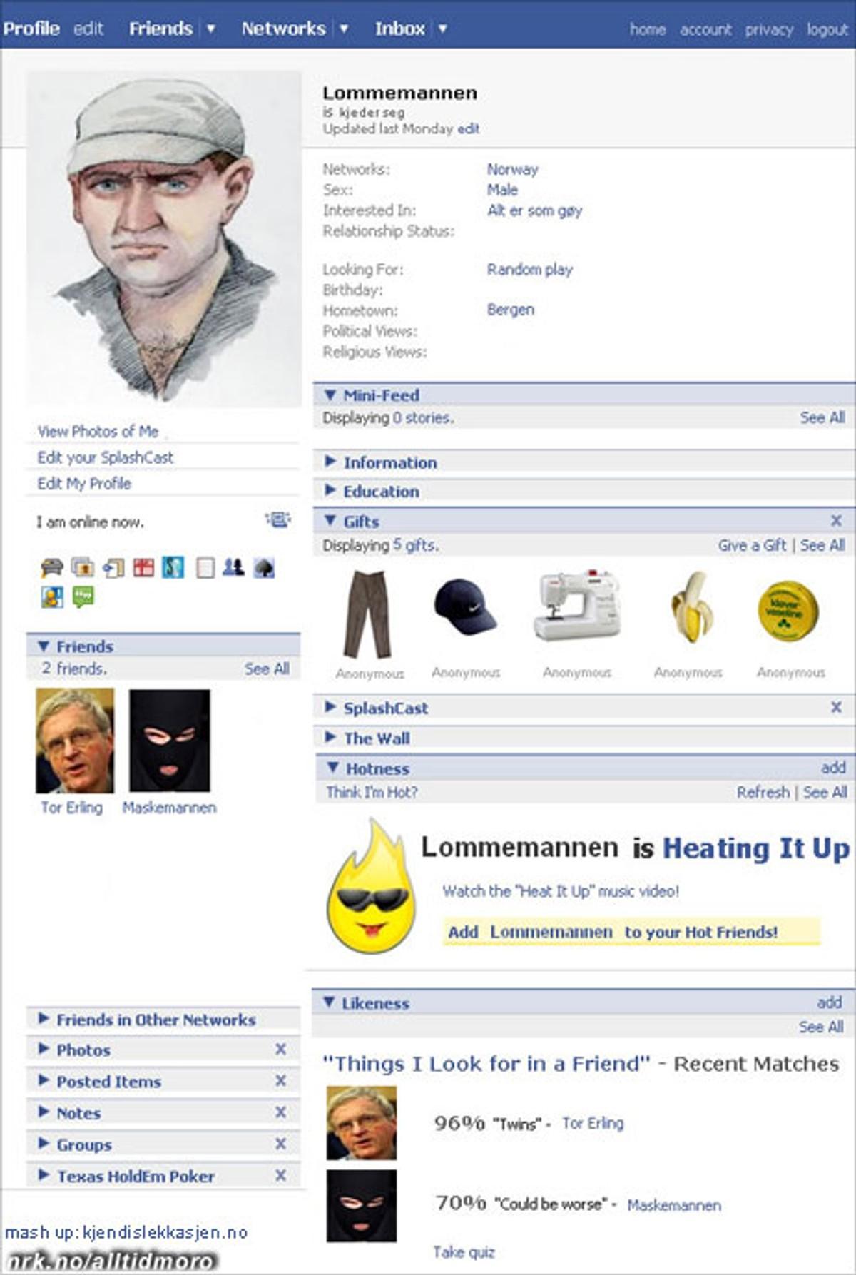 gratis online dating site i Brasilien