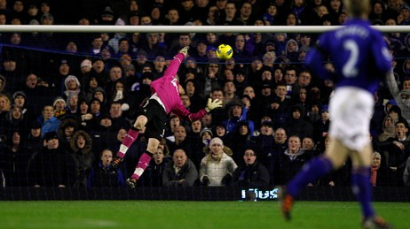Tim Howard scorer