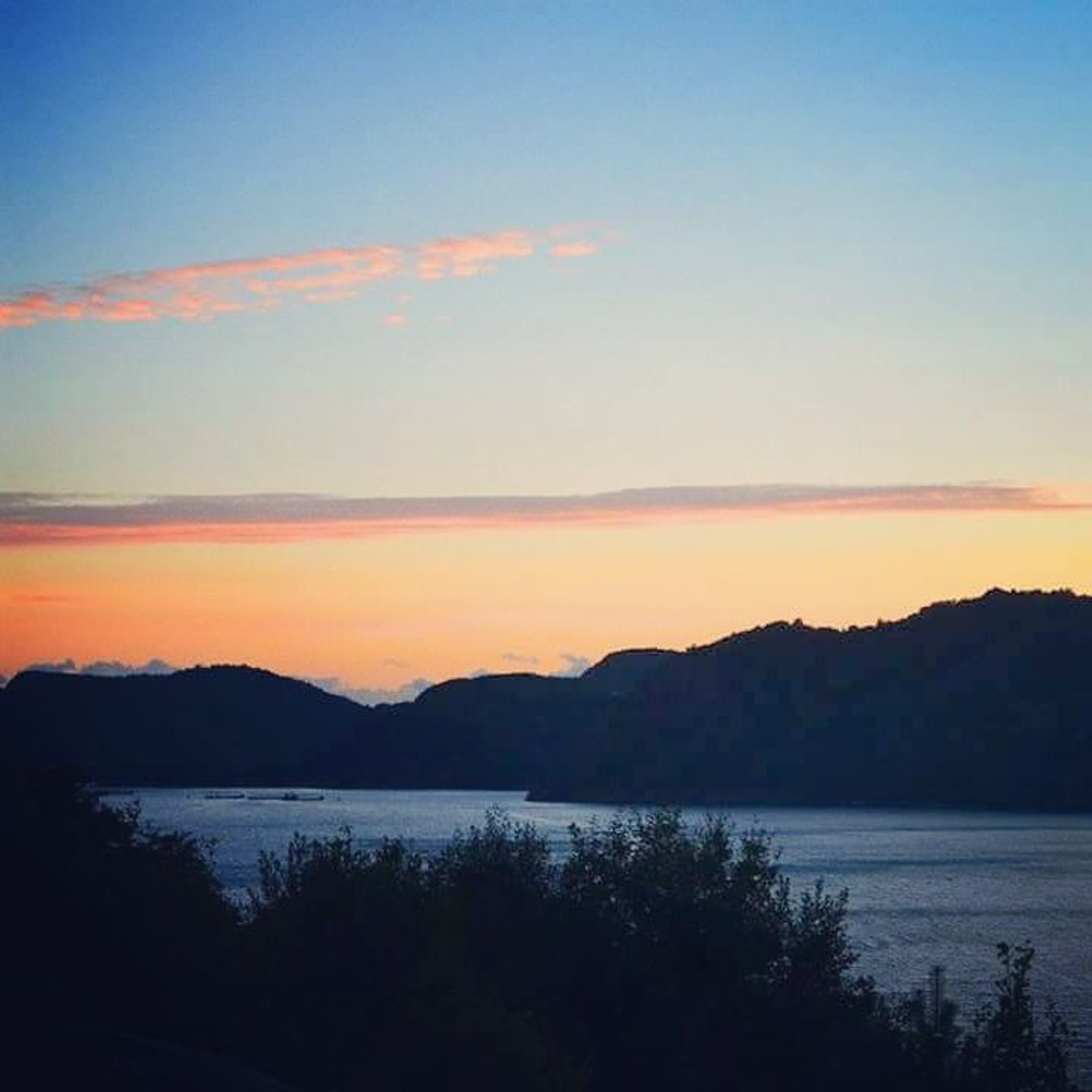 #solnedgang