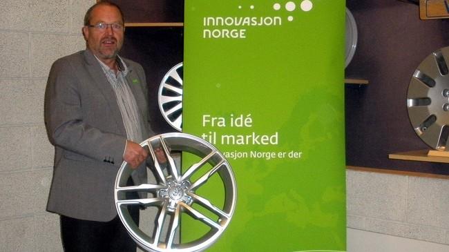 Halvor Flatland er direktør i Innovasjon Norge i Sogn og Fjordane.