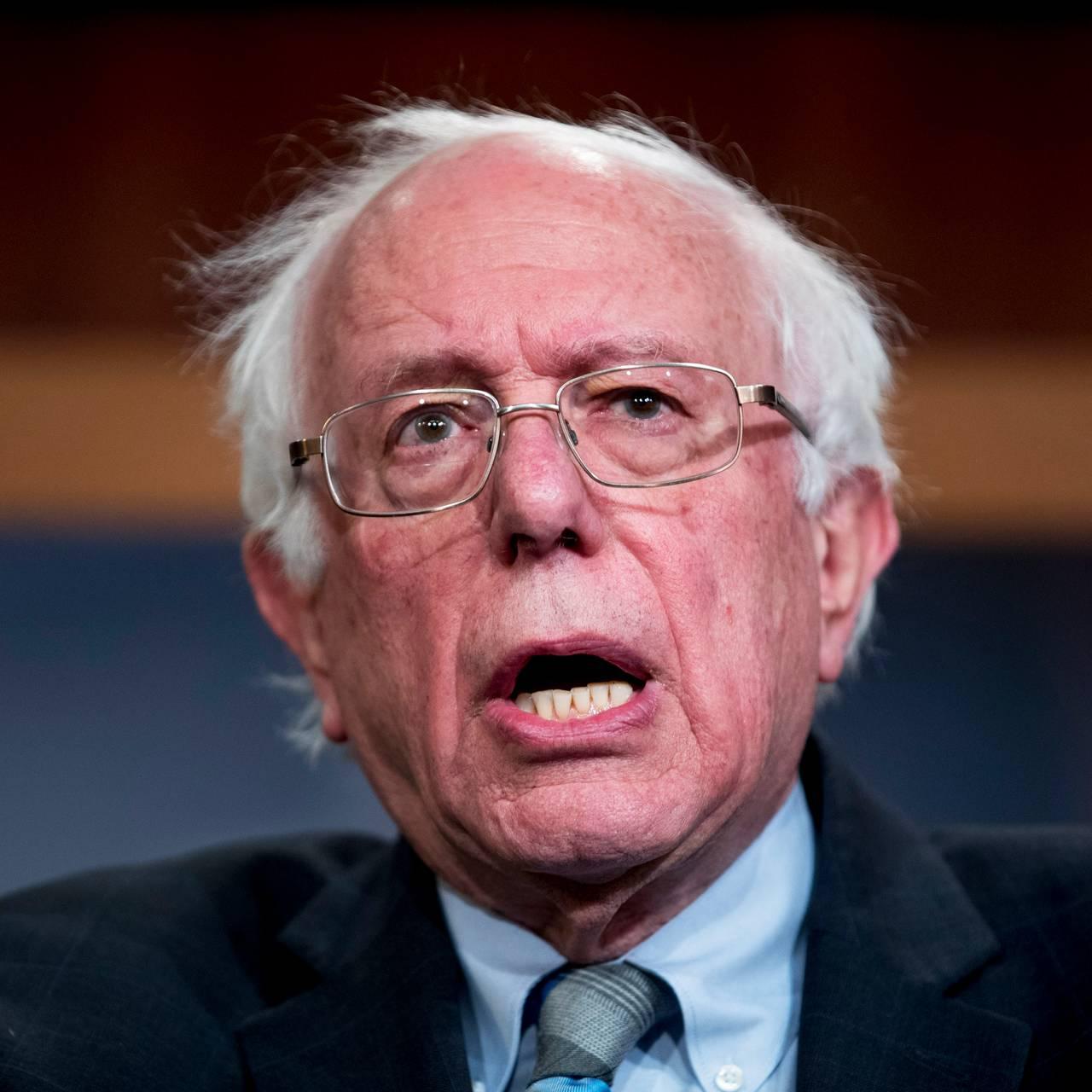 Bilde av Bernie Sanders