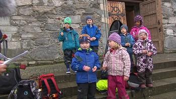 Barn av regnbuen, Stavanger