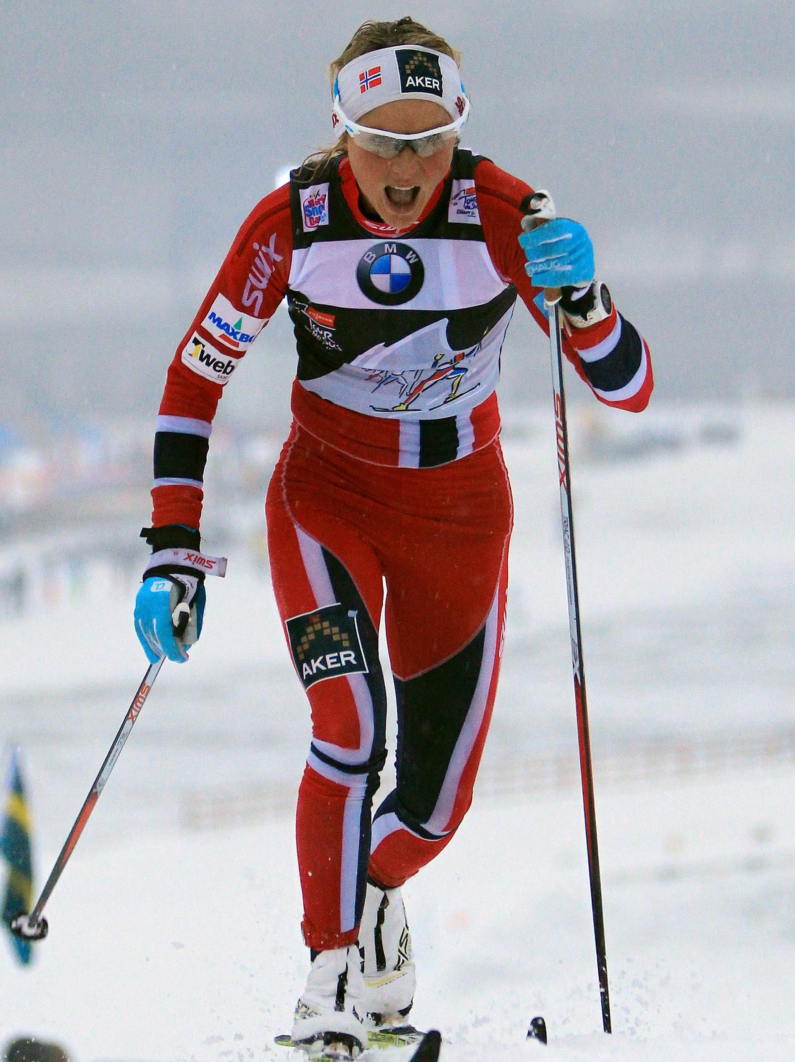фото норвежских лыжниц размещенных на порносайте только