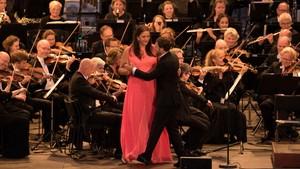 Oslo-Filharmonien på Slottsplassen