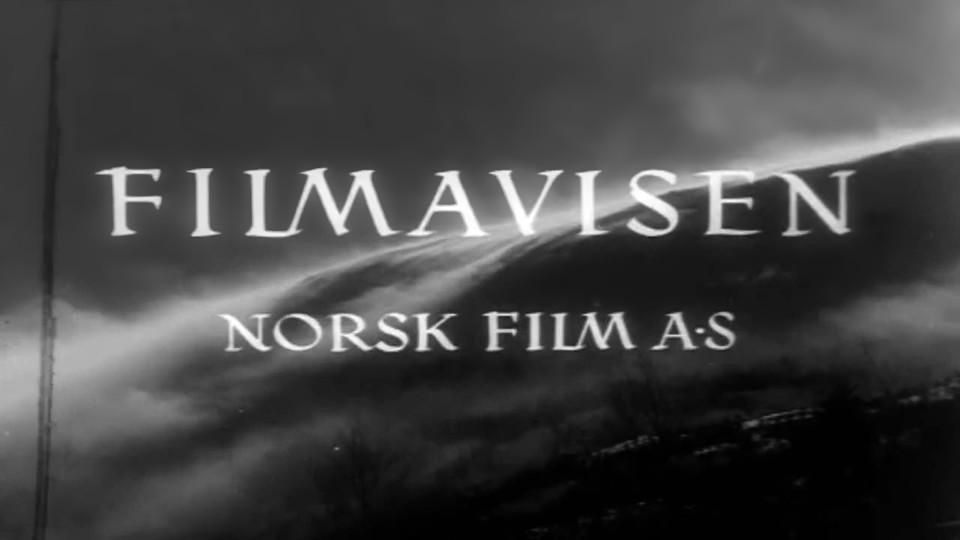 Filmavisen 1945