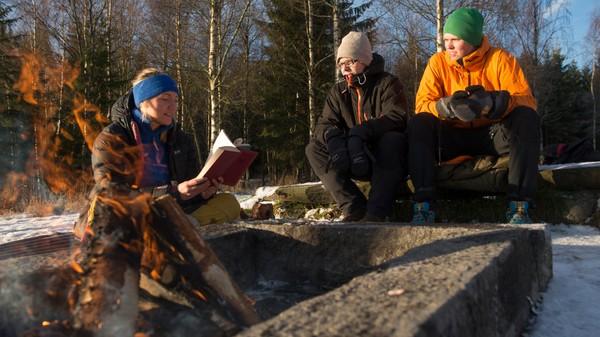 Eventyrstund - Foto: Sindre Thoresen Lønnes/DNT