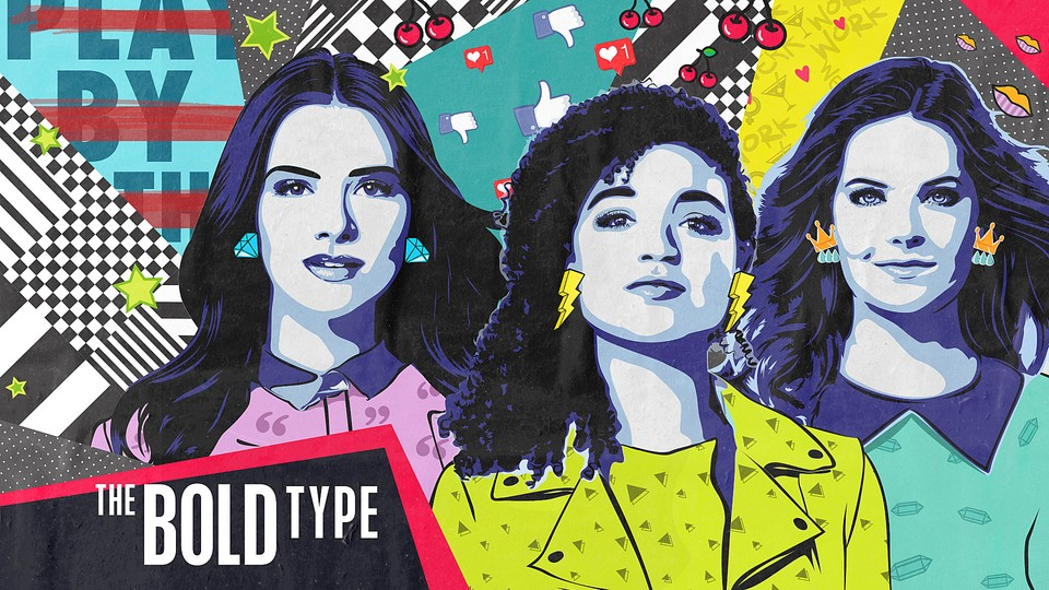 The Bold Type: 1. episode