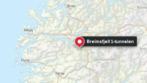 Breimsfjell 1-tunnelen