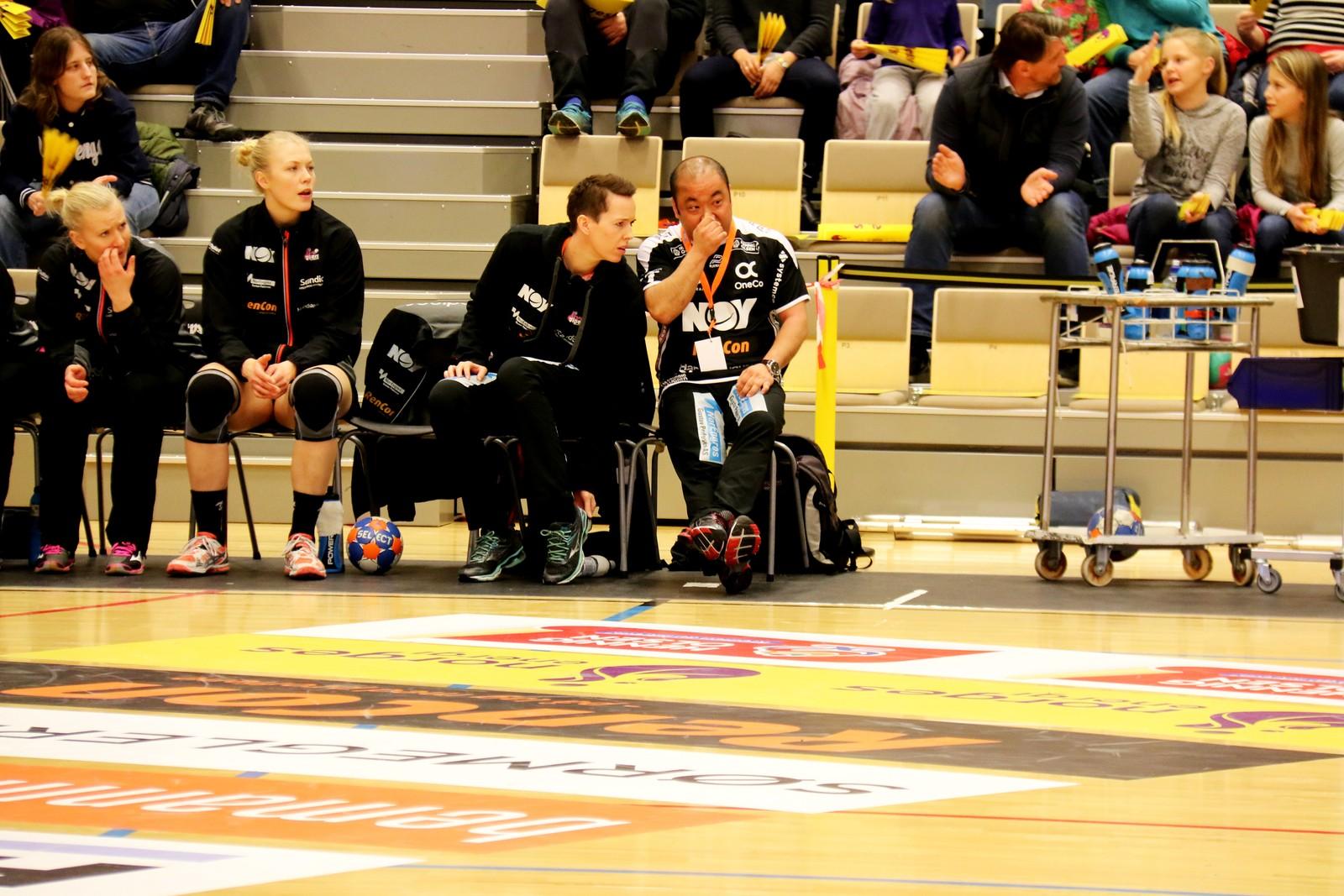 Katrine Lunde Borgersen og Peder Langfeldt