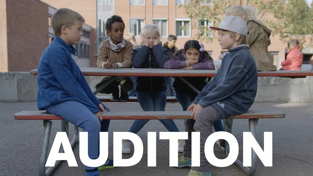 Audition til NRK Super