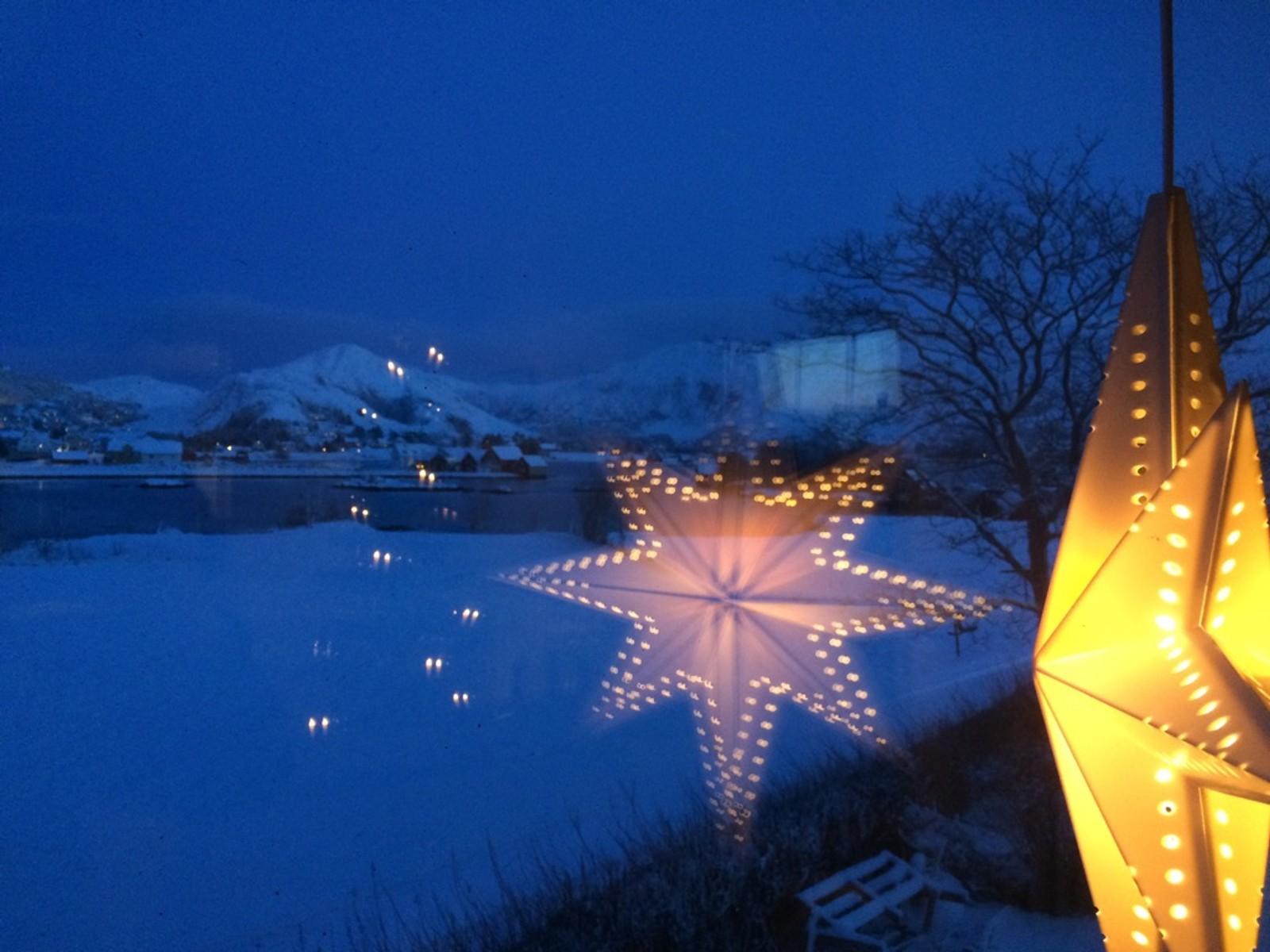 Den blå timen, 2. juledag i Bremanger.