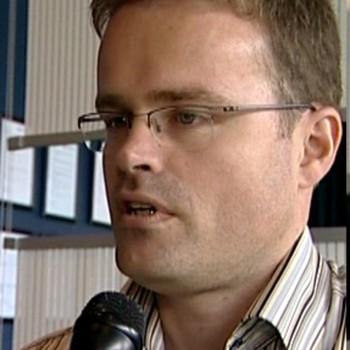 Ragnar Norum, kommunikasjonsdirektør Hurtigruten