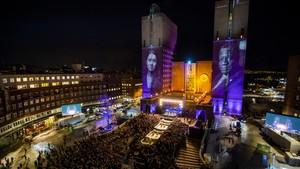 Nobels fredsfest