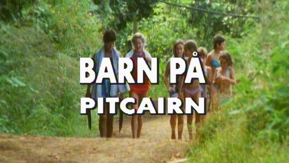 Reisen til Pitcairn