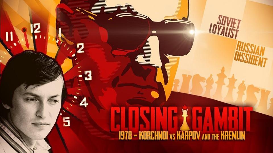 Closing Gambit - sjakk og kald krig