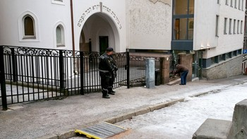 Synagogen i Oslo