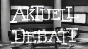 Aktuell debatt