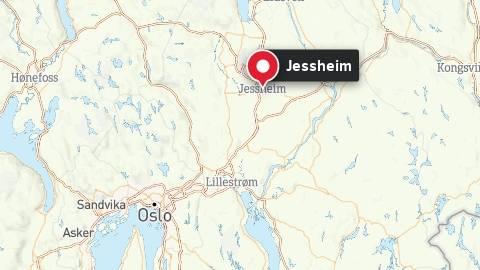 Knivstikking på Jessheim