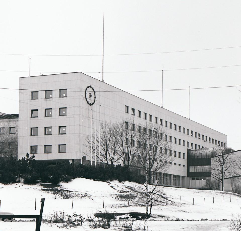 NRK for 50 år siden - P1+
