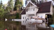 Flommen som rammet Sørlandet for drøye to uker siden er en av de verste i Norges-historien. Allerede til helgen er det varslet at et nytt uvær vil treffe landsdelen.