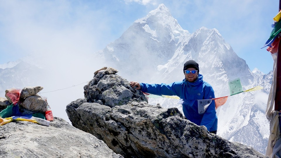 Drømmen om Mount Everest