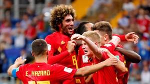 Fotball - VM: Høydepunkter kvartfinaler Uruguay - Frankrike og Brasil - Belgia